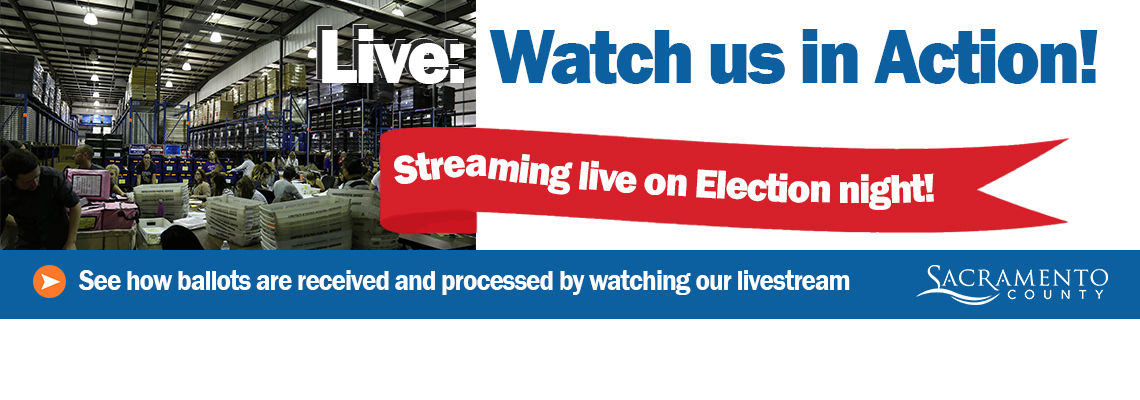 LIVE: Watch us in action!